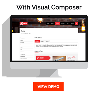 Dart with Visual Composer